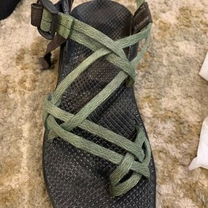 Chacos women's size 10 GUC